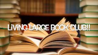 Living Large Book Club - December Books!