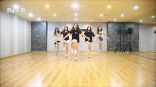 GFRIEND 'Me Gustas Tu' Mirrored Dance Practice