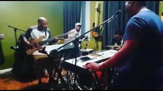 Vayb Rehearsal.