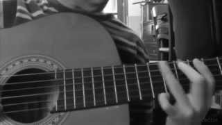 "Slipknot AOV ""bass""(acoustic Cover) \m/ SOLO"