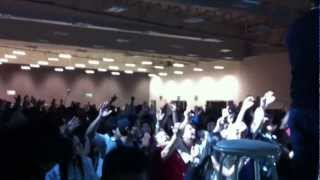 "ESPONTANEO 2012  MARCOS BRUNET  ""VEN Y TOMA TU LUGAR"""