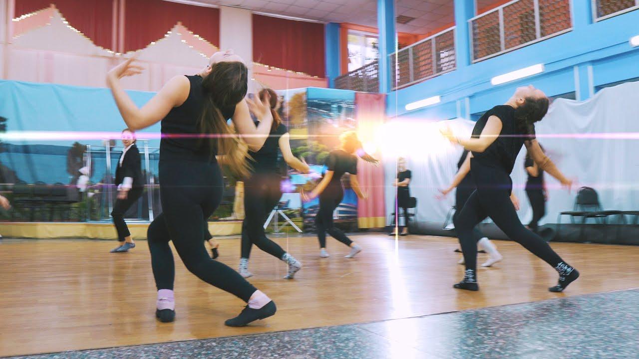 На занятиях в старшей танцевальной группе. Обзор 2019