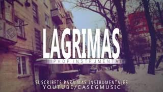 BASE DE RAP  - LAGRIMAS  - 90'S HIP HOP INSTRUMENTAL - USO LIBRE