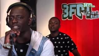 SBMG - Money'n Gang'n, live @ 3voor12 Radio