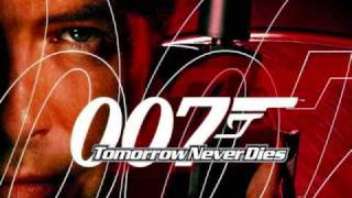 13 Helicopter Ride - Tomorrow Never Dies