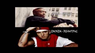 2Pac - Smile remix (Beautiful Eminem's instrumental)
