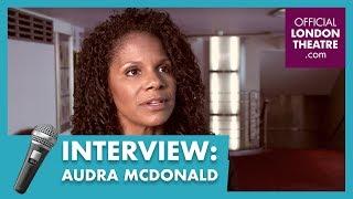 Interview: Audra McDonald