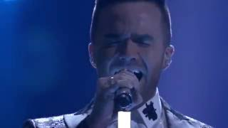 Brian Justin Crum  Brian Covers Michael Jackson's 'Man in the Mirror'   America's Got Talent 20161