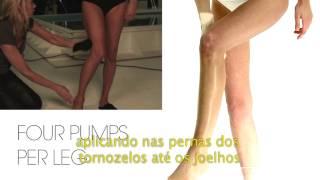 Tutorial St. Tropez: Conquiste o bronzeado da Kate Moss