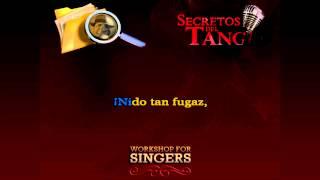 Poema - Karaoke - TANGO (instrumental version Francisco Canaro)
