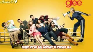 Glee - Glad You Came (español)