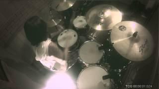NX Zero -  Daqui pra Frente | Lucas Baudson (Drum Cover)