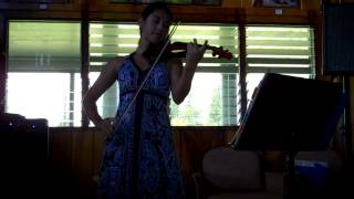 25 Or 6 To 4 - Chicago (Violin Cover)