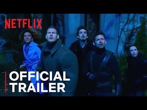 The Umbrella Academy   Official Trailer [HD]   Netflix