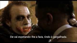 "Joker (Heath Ledger) - ""Why So Serious"" [legendado PT]"