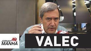 A Valec é corrupta desde que foi constituída | Marco Antonio Villa