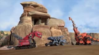 TRT Çocuk - Vee Karşınızda Dinozor Makineler