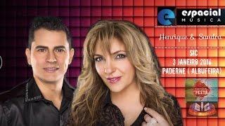 """SANDRA & HENRIQUE """"Apaixonados"""" em ALBUFEIRA no Portugal em Festa 2016 (SIC) - Contactos"""