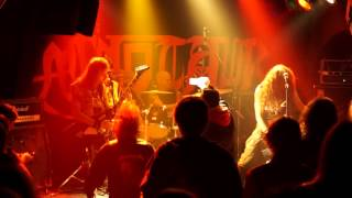 Nuclear Aggressor - After the Blaze (live)