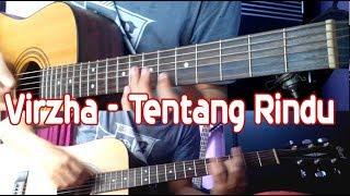 virzha - tentang rindu - Acoustic Guitar Cover