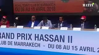 Grand Prix Hassan II de tennis : Ouahab, Ahouda et Malek Jaziri bénéficient des wild cards