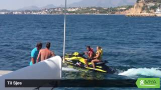 Activities on Costa Blanca, LIVE MORE with MYA, Glimt and Notar