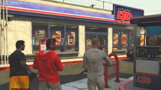 Just T feat Sloothy - GTA Online (GTA Online Video HQ)