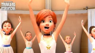 A Bailarina | Trailer Oficial #2 [animação] HD
