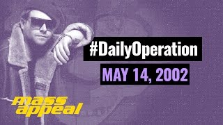 Daily Operation: El-P releases Fantastic Damage (May 14, 2002)