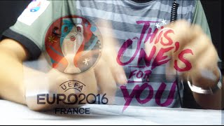 This One's For You (UEFA EURO 2016™ Official Song) - Pen Tapping cover by Seiryuu