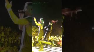 Maluma ft Yandel - El Perdedor en vivo (Live PR VIP Concert) remix