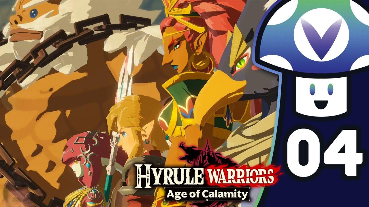 Vinesauce - [Vinesauce] Vinny - Hyrule Warriors: Age of Calamity (PART 4)