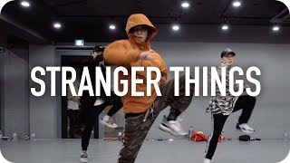 Stranger Things - Joyner Lucas & Chris Brown / Junsun Yoo Choreography