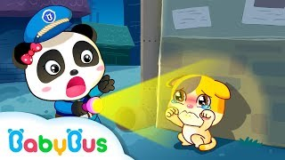 What to Do When Get Lost | Outdoor Safety Tips for Kids | BabyBus Cartoon