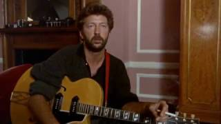 ERIC CLAPTON talks Chuck Berry (1986)
