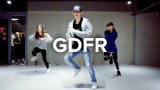 GDFR - Flo Rida / Bongyoung Park Choreography