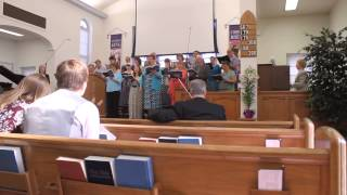 Easter Sunday 2015 — Choir - Victor's Crown