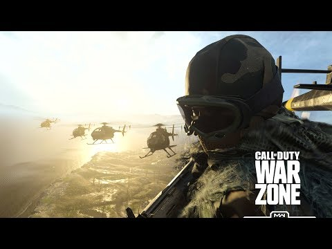 WTFF::: Call of Duty: Warzone Player Discovers Next Entry Teaser