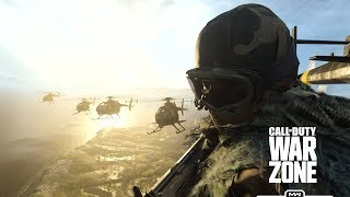 Call of Duty: Warzone Player Discovers Next Entry Teaser