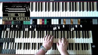 Sentimental Journey - Omar Garcia - HAMMOND X66