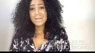 Nos Braços do Pai (Diante Do Trono) cover Claudia Nascimento