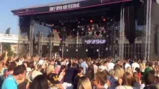 Eva Shaw - Only Open Air Festival Prague 2014