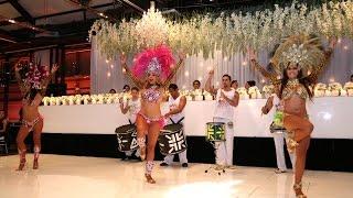 Samba Brazil Entertainment- Samba dancers, Brazilian Drums and latin shows