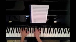 Soprano - A la vie à l'amour (piano version)