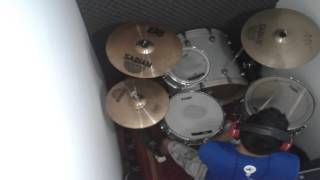 Maax Justino - Meu Primeiro amor//Priscilla Alcântara//Drum cover