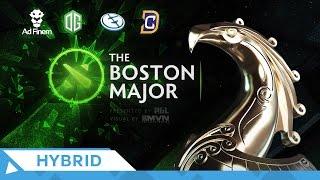 Dota 2 - The Boston Major 2016 (Main Theme) | J.T. Peterson - Epic Hybrid Trailer | Epic Music VN