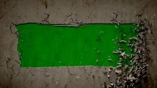 Green Screen Stone