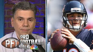 PFT Overtime: Trubisky's confidence, Antonio Brown's work ethic   Pro Football Talk   NBC Sports