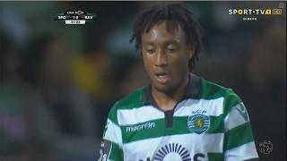(Info Video) Gelson Martins vs Rio Ave (18-2-2017) Liga NOS 2016-2017 (Round 22)