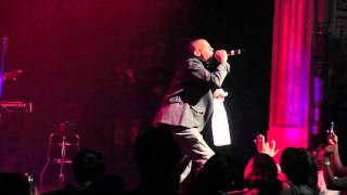 Tank, Luke James and Lonny Bereal live at the Apollo Theater